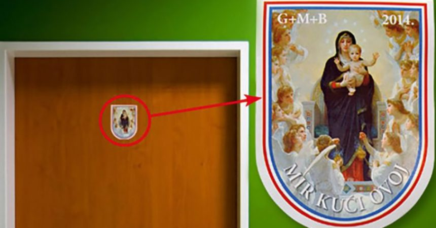 Masonerija se uvukla u sve pore Crkve: Tko je žena na slici?