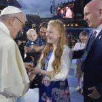 Papa u Irskoj: Obitelji mogu pomoći ostvariti Božji san