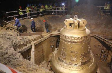 'Očev glas' – najveće ljuljano zvono na svijetu uskoro će zazvoniti u brazilskom svetištu Vječnog Oca