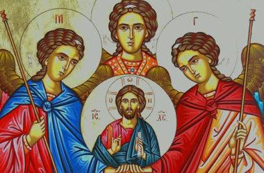 Sveti Mihael, Gabrijel i Rafael