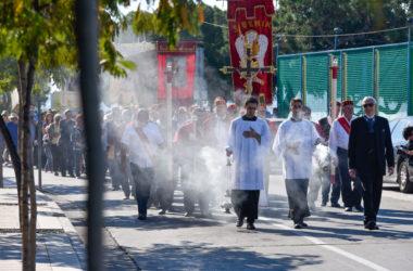 Proslava svetog Mihovila u Šibeniku