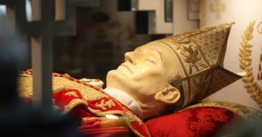 Proslava 20. obljetnice proglašenja blaženim kardinala Stepinca na Mariji Bistrici