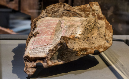 PORUKA BOGA SVIJETU: Biblija preživjela 11. rujna otvorena na znakovitom mjestu!