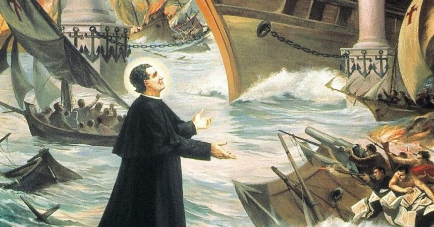 Proročka vizija Crkve svetog Ivana Bosca: U tolikoj pomutnji i neredu, ostaju samo ova dva sredstva spasenja za nas…