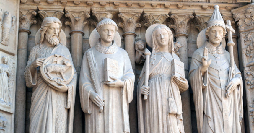 Mnogi čine jednu grešku: Smiju li se graditi kipovi i slike u crkvama?
