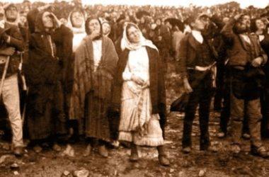 13. listopada 1917. Fatima – 'Čudo Sunca'
