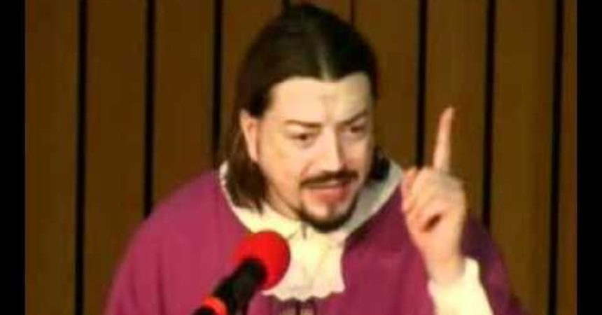 """(VIDEO) Vlč. Zlatko Sudac: """"Kad sam počeo moliti molitvu Otklinjanja SVEĆENIK se tresao kao šiba!"""""""