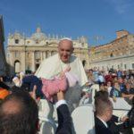 Papa: Za život u braku potrebno je prijeći put od JA do MI