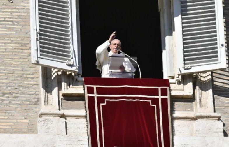 Papa Franjo: Ulažimo u mir, a ne u rat