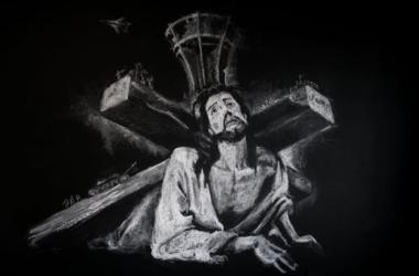 Isuse, opet te boli, opet osjećaš onu težinu križa…
