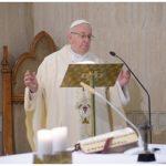 Papa: Navještaj nije reklama, nego svjedočanstvo života