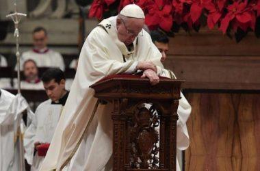 Papa Franjo: Sjetite se siromašnih i ne budite materijalisti