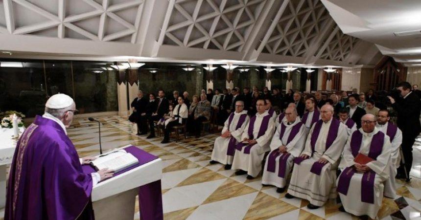 Papa Franjo: Josip je čovjek snova koji zna pratiti u tišini