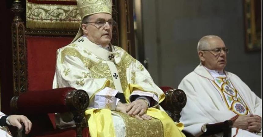 Kardinal Bozanić: 'Potrebno je da vi, roditelji, nalazite vrijeme za svoju djecu, da čujete njihova pitanja i promišljanja'