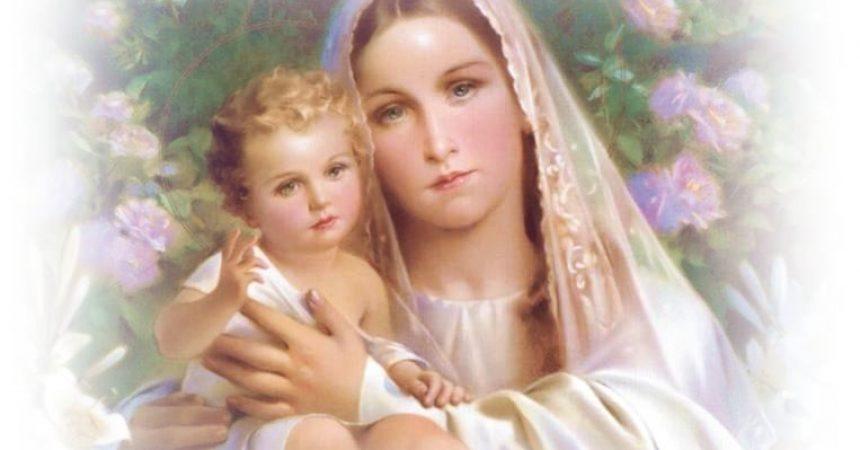 1. siječnja Blažena Bogorodica Djevica Marija – započeti Novu Godinu s Marijom!