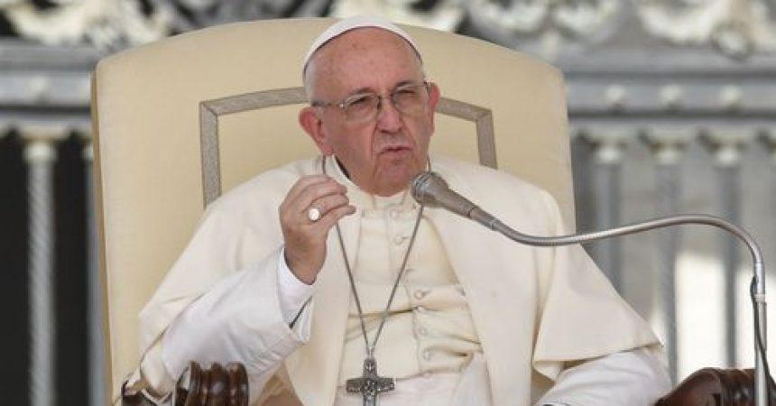 Papa Franjo: Vjera pobjeđuje duh svijeta koji izaziva podjele
