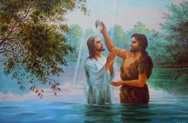 13. siječnja Krštenje Gospodinovo – velika tajna o kojoj uvijek vrijedi duboko razmišljati