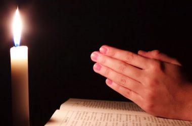 Molitva na početku nove godine