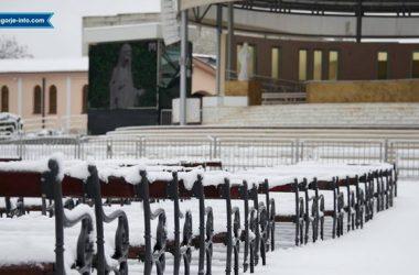 """Zima u Međugorju: Vrijeme """"SERVISIRANJA"""" DUŠE"""