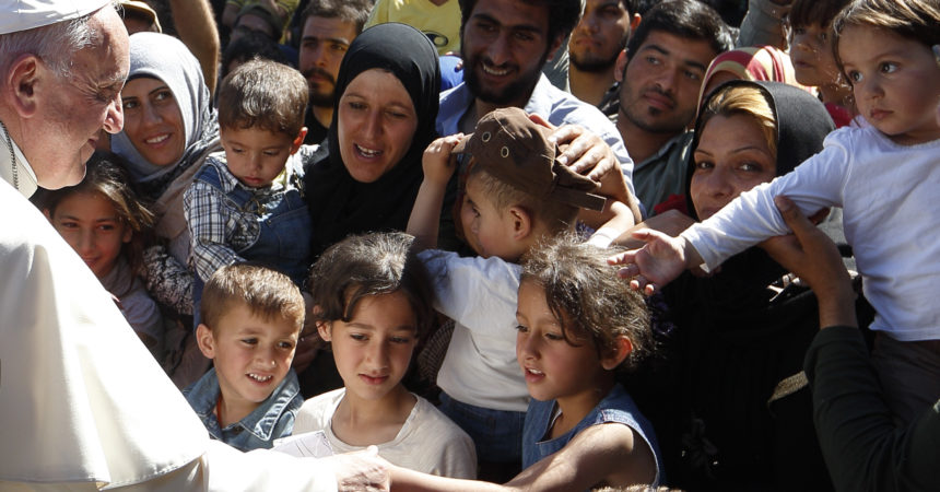 Papa će slaviti misu s obiteljima i udrugama koje se zauzimaju za  migrante