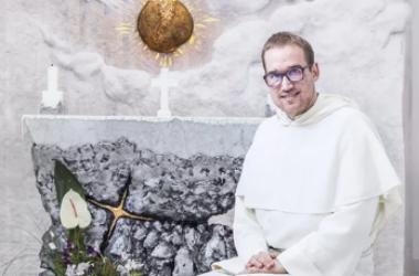 S BOGOM ide dalje upoznajte fr. Marka Dokozu, koji je već s dvije godine znao da će postati svećenik, a danas je dominikanac