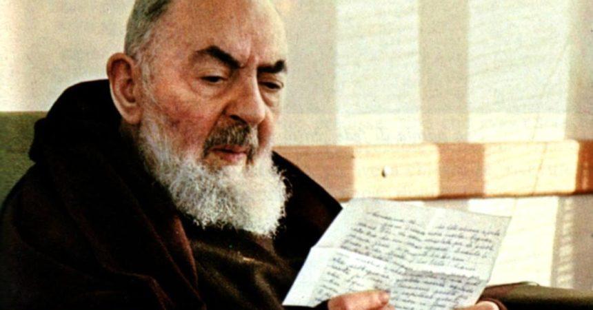 KRŠIŠ TREĆU BOŽJU ZAPOVIJED? Evo što bi ti poručio Padre Pio!