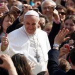 Papa Franjo: Mladi su kvasac mira u svijetu
