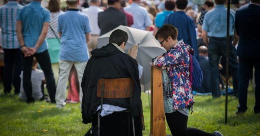 Fra Ante Vučković o tome kako se svećenici osjećaju dok slušaju ispovijedi: 'Koliko sam puta bio postiđen…'
