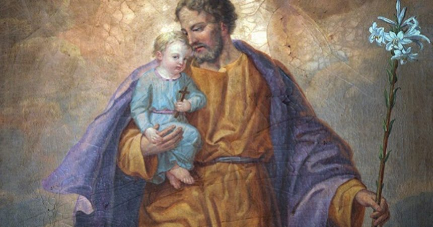 Čudotvorna molitva sv. Josipu stara 1900 godina