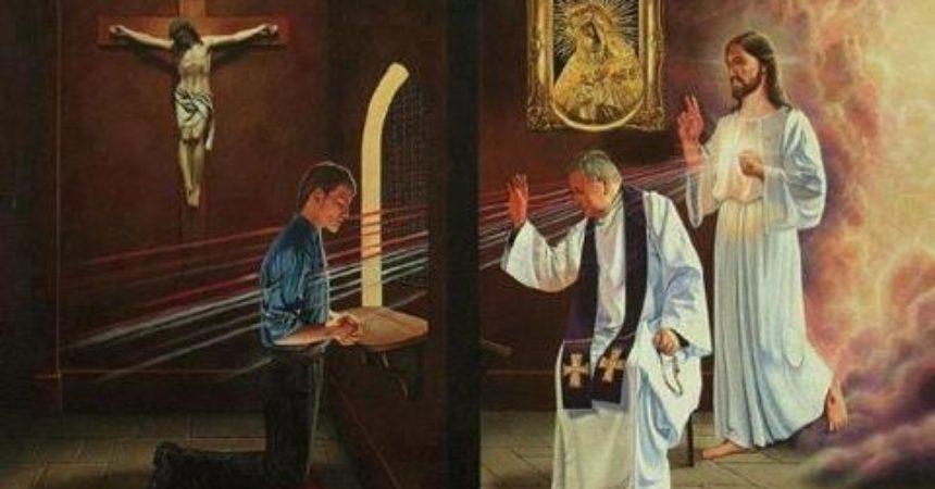 VELIKA MILOST ZA SVIJET: Savjeti Isusa Krista za izljev milosti po sakramentu ispovijedi!