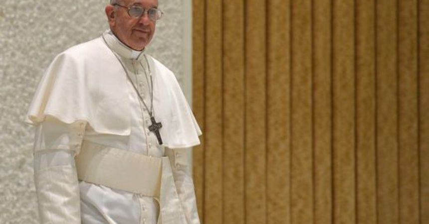 6. obljetnica pontifikata pape Franje