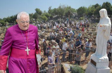 """Nadbiskup Hoser za """"Avvenire"""": Međugorje je znak žive Crkve"""