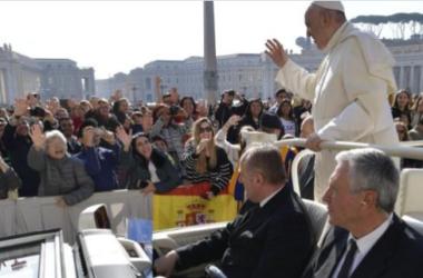 Papa Franjo: Učimo od Isusa povjeravati se Ocu u kušnjama