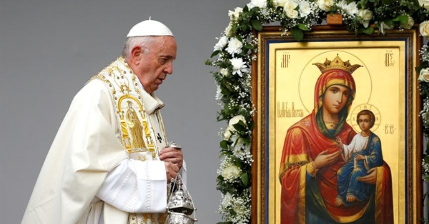 Papa Franjo: Ljubav je Božja veća od svake ograničenosti