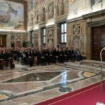 Papa: Poniznost novinara čini slobodnim i sposobnim za širenje istine