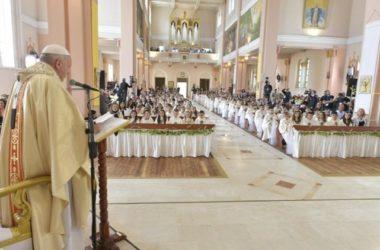 Papa Franjo: Sjedinimo se više s Isusom, naše je prezime: kršćani