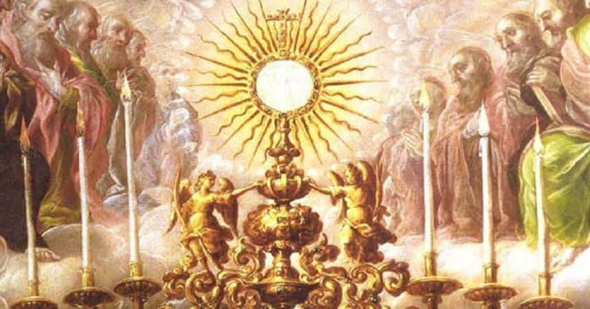 Što slavimo svetkovinom Tijelova?