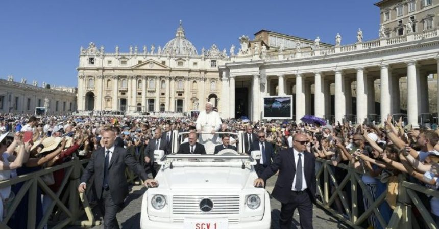 Papa Franjo: Prva je kršćanska zajednica slika i primjer bratstva