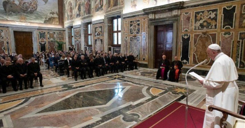 Papa djelatnicima vatikanske poštanske i telefonske službe: Uključeni ste u širenje evanđelja