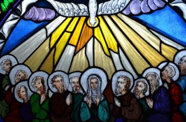 Fra Ivo Pavić – Molitva za izljev Duha Svetoga