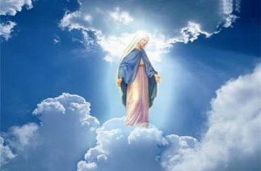Gospa je bila na sivom oblaku, bila je prelijepa i smijala se…