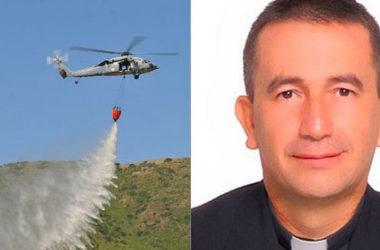 """Kolumbijski biskup će blagoslovljenom vodom izvršiti egzorcizam nad cijelim gradom pomoću helikoptera: """"Moramo se riješiti vraga"""""""