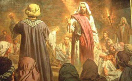 Koja je najveća Zapovijed iz Isusova učenja?