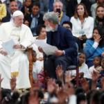 Papa: U Akamasoi vapaj siromašnih pretvorio se u pjesmu nade