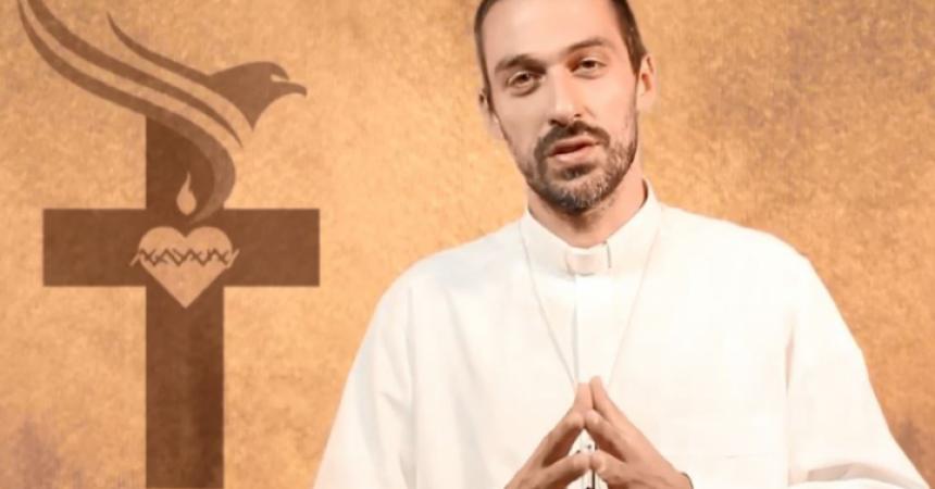 """VIDEO Fr. Ivan Dominik Iličić: """"Jeste li ikad razmišljali da su očevi pozvani biti svećenici u svojoj obitelji?"""""""