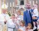 Za dijete više!' – odličnu kampanju inicijative 40 dana za život podržao Stipe Pletikosa s obitelji