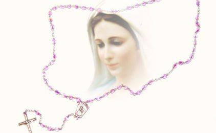 Mjesec molitve, Molitve krunice u listopadu
