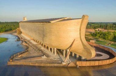 EKSKLUZIVNO! Znate li gdje je izgrađena replika Noine arke? Znanstvenici pogriješili u procijeni…