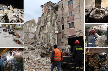 Potres u Albaniji: Hrvatski Caritas pokrenuo akciju pomoći stradalima
