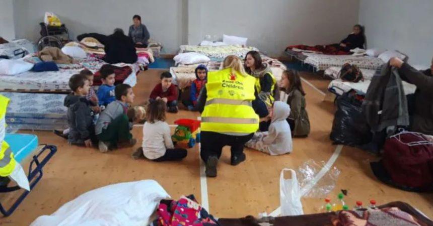 Papina potpora pogođenima potresom u Albaniji